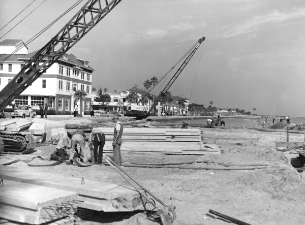 Bayfront Construction