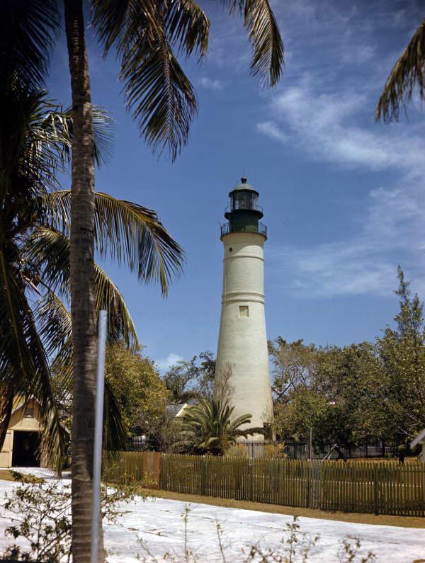 Key West Lighthouse.