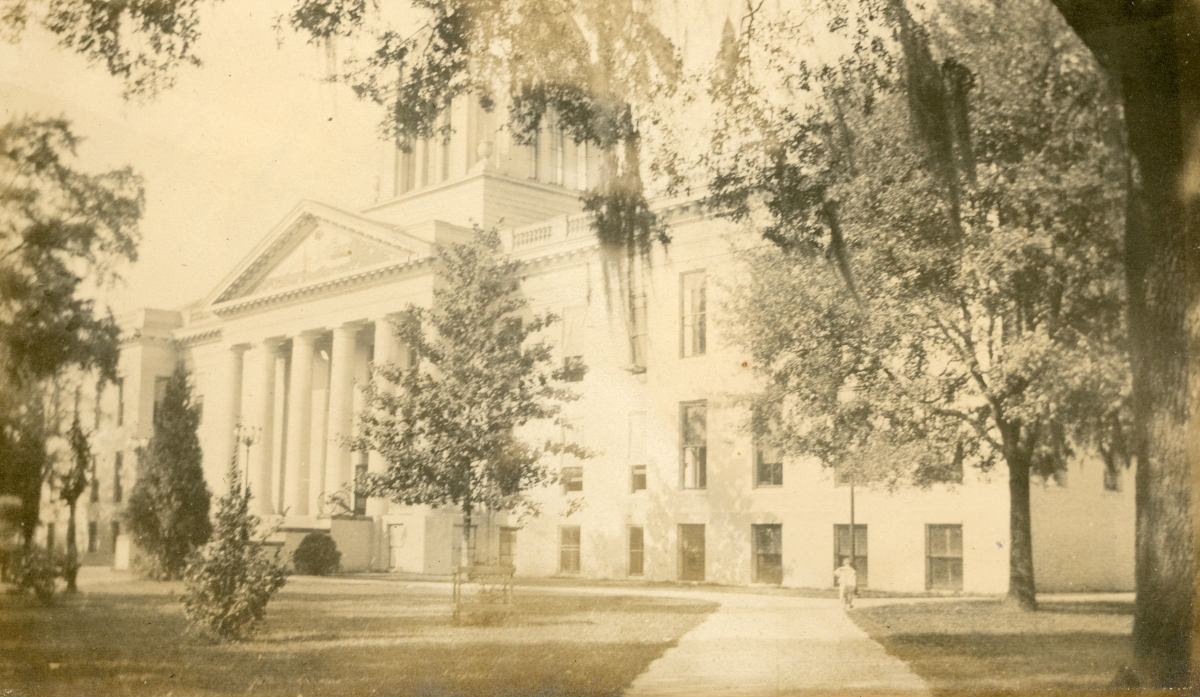 Florida State Capitol in Tallahassee.