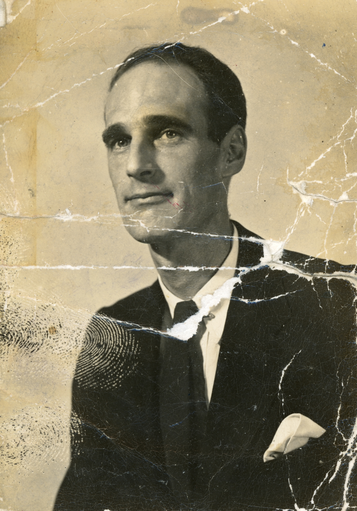 Portrait of Coleman Sweeting Dixon.