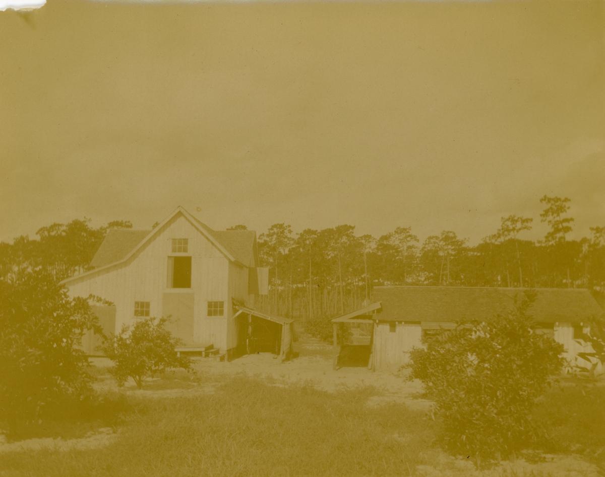 J. Wyeth place in Pomona.