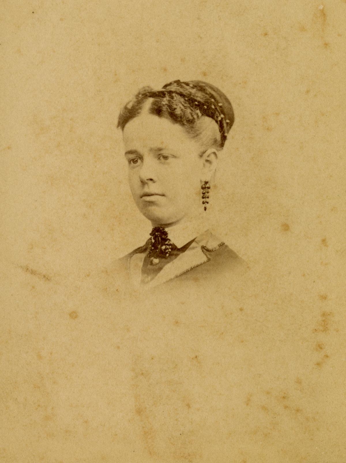 Portrait of Mrs. John M. Cook.