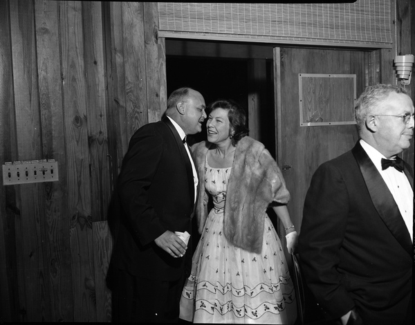 Florida Memory - Couple at a New Year's Eve party in ...