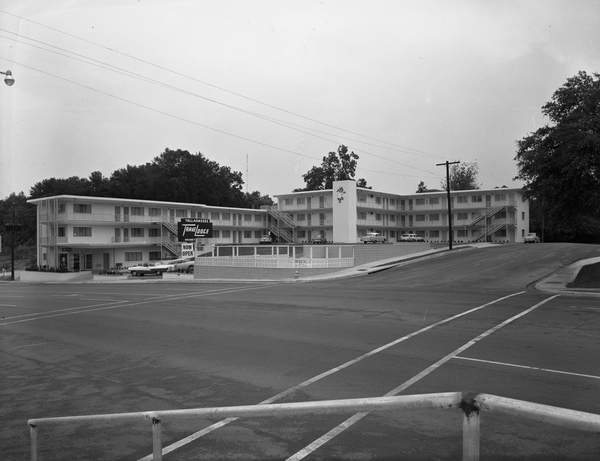 TraveLodge motel at 691 W. Tennessee St. in Tallahassee.