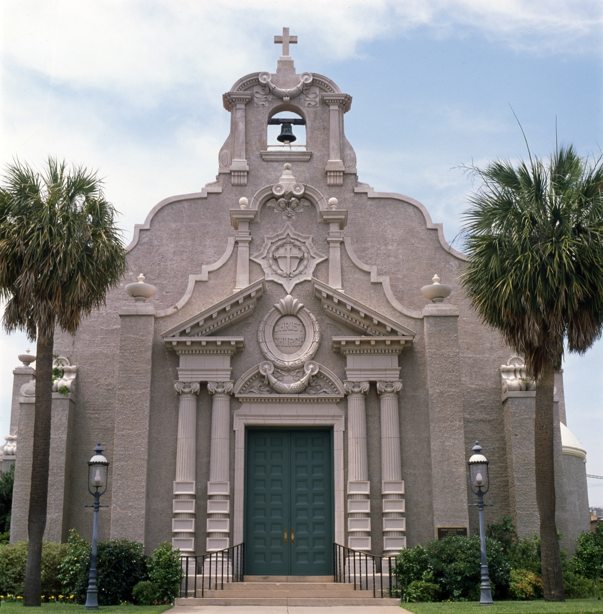 Episcopal Christ Church at 18 W. Wright St. in Pensacola.