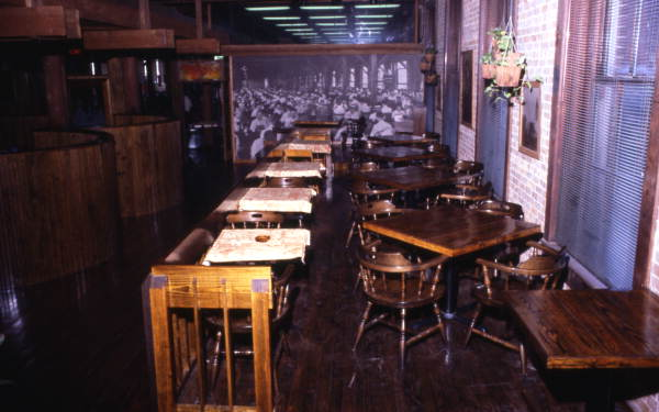 Florida Memory Interior View Of The Rough Riders