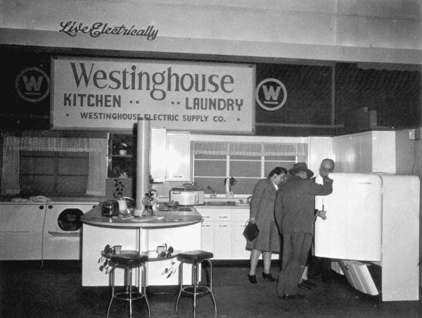Westinghouse Electric Supply Company exhibition at State Fair - Tampa, Florida