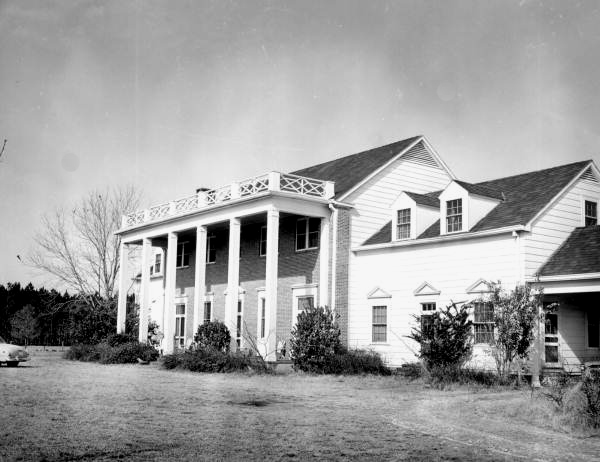 View of a retirement community - Penney Farms, Florida .