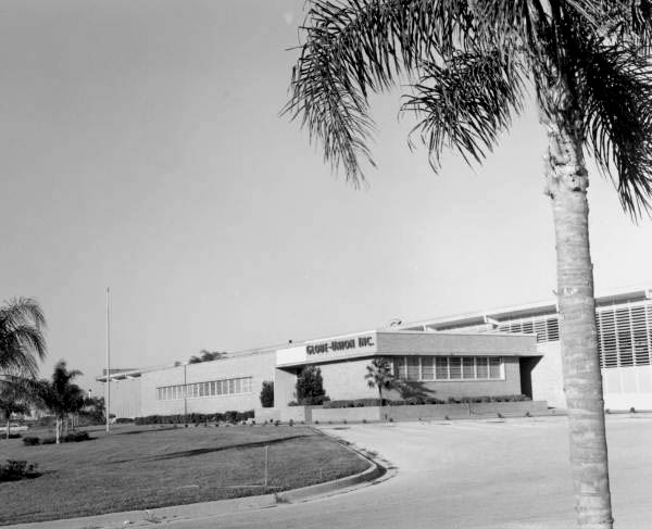 Globe-Union, Inc., in Tampa's industrial park.