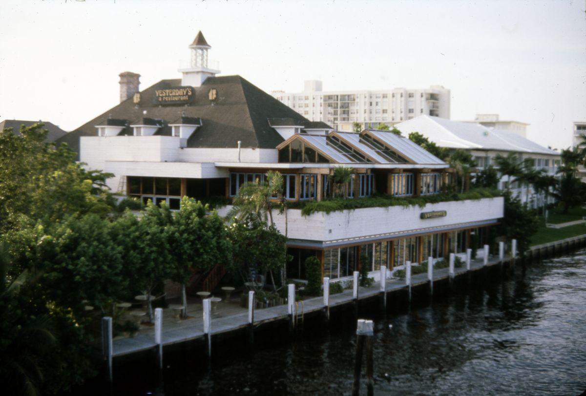 Florida Memory Yesterday S Restaurant In Ft Lauderdale