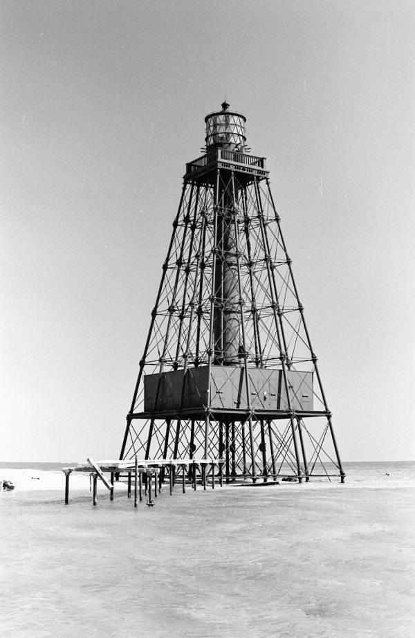 Sand Key Lighthouse..