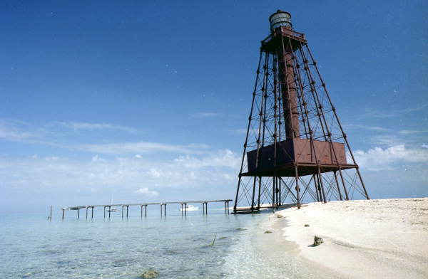 Sand Key Lighthouse..