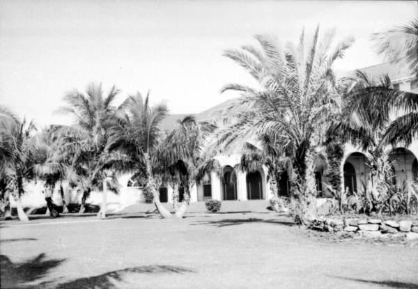 Henry Flagler's hotel, the Casa Marina..
