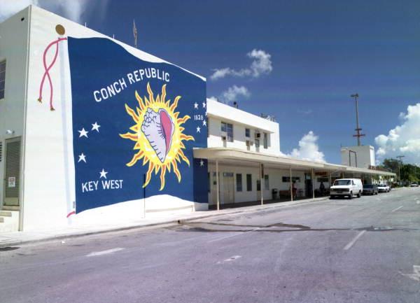 Key West International Airport, Key West, Florida..