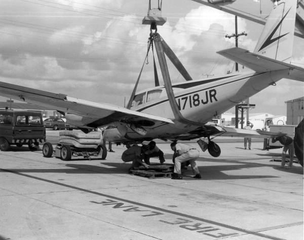 florida memory crashed plane  moved  naval air station key west