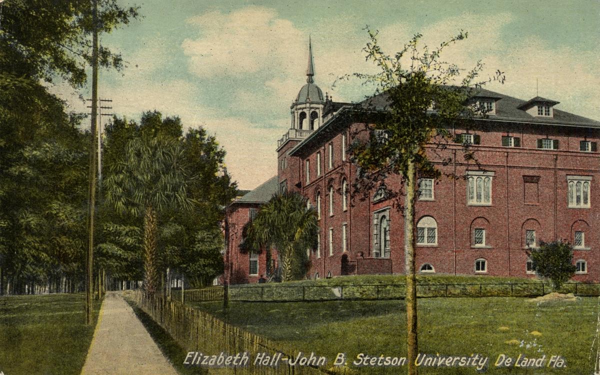 Elizabeth Hall - John B. Stetson University - DeLand, Fla.