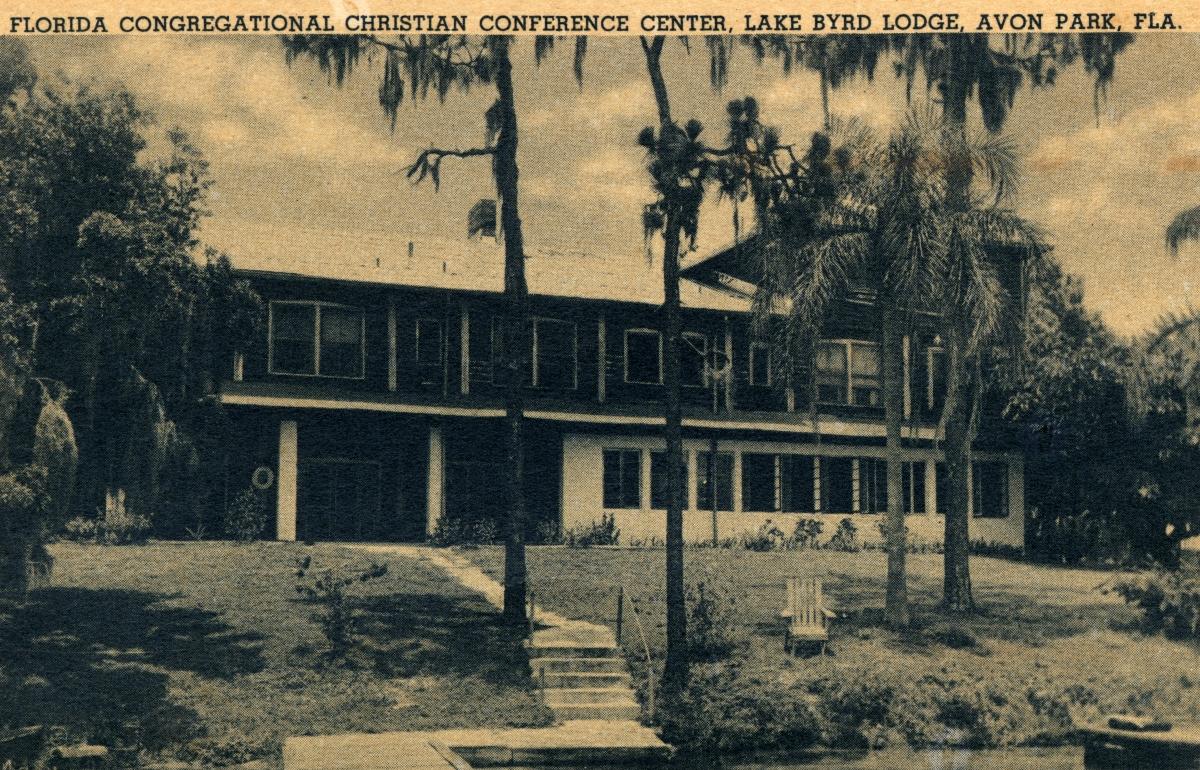 Florida Congregational Christian Conference Center, Lake Byrd Lodge, Avon Park, Fla.