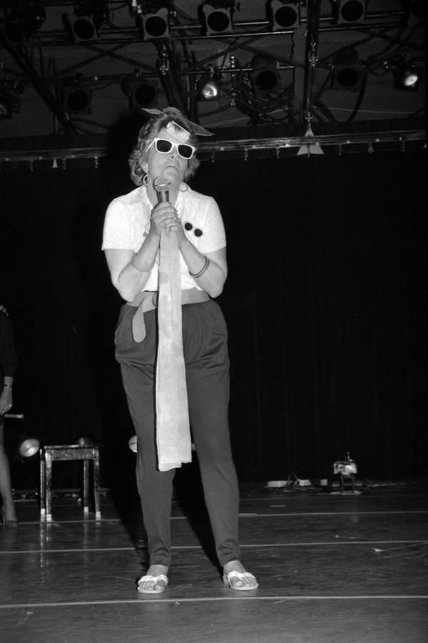 Singer at the Legislative Talent Show - Tallahassee, Florida.