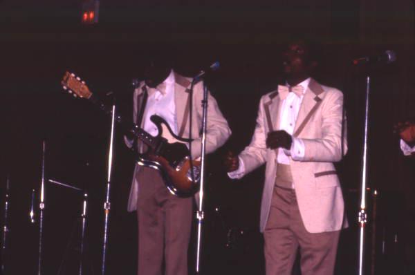 Dixie Jubilee Singers..