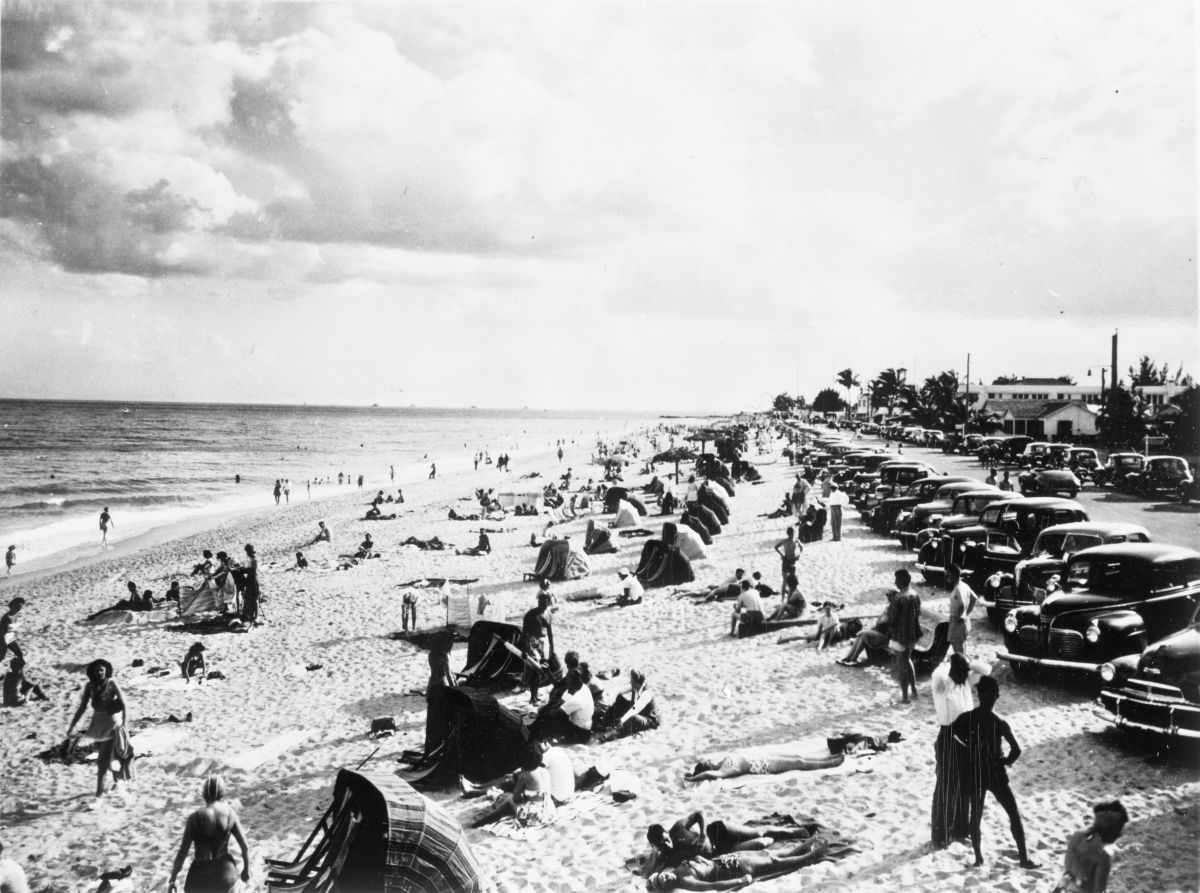 Fort Lauderdale beach - Fort Lauderdale, Florida.
