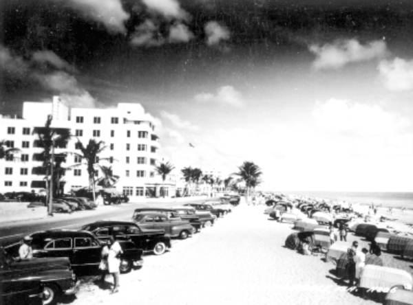 Fort Lauderdale beach - Fort Lauderdale, Florida..