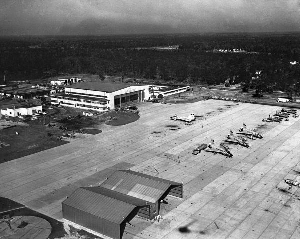 Florida Air National Guard field - Jacksonville, Florida.