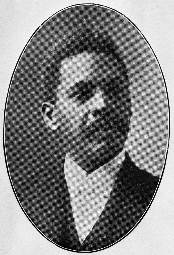 Reverend Robert Burns Brookins.