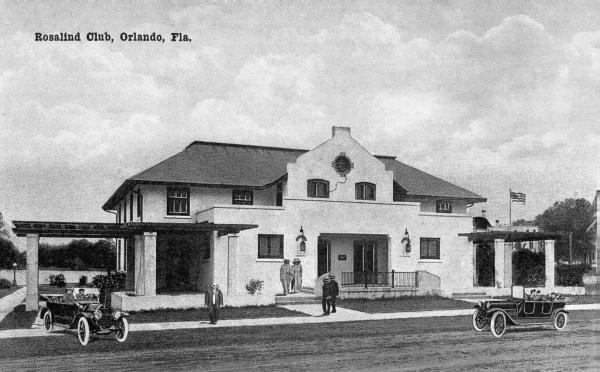 Rosalind Club - Orlando, Florida.