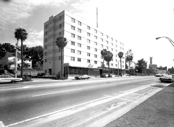 Hotel Duval - Tallahassee, Florida.