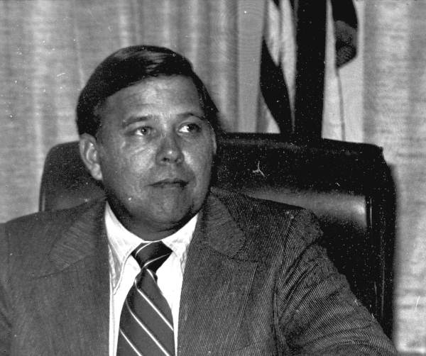 Douglas Nichols - Leon County Commissioner.