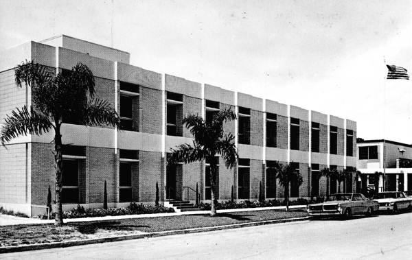 City hospital - Venice, Florida.