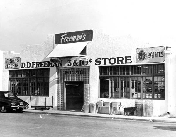 five and dime store