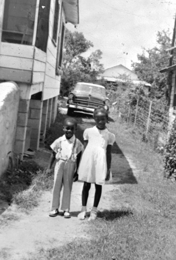 Children of Mr. and Mrs. Mose Pemberton - Tallahassee, Florida.