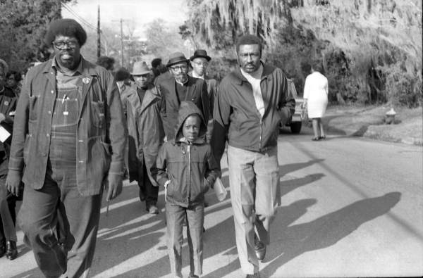 Tallahassee Civil Rights March.