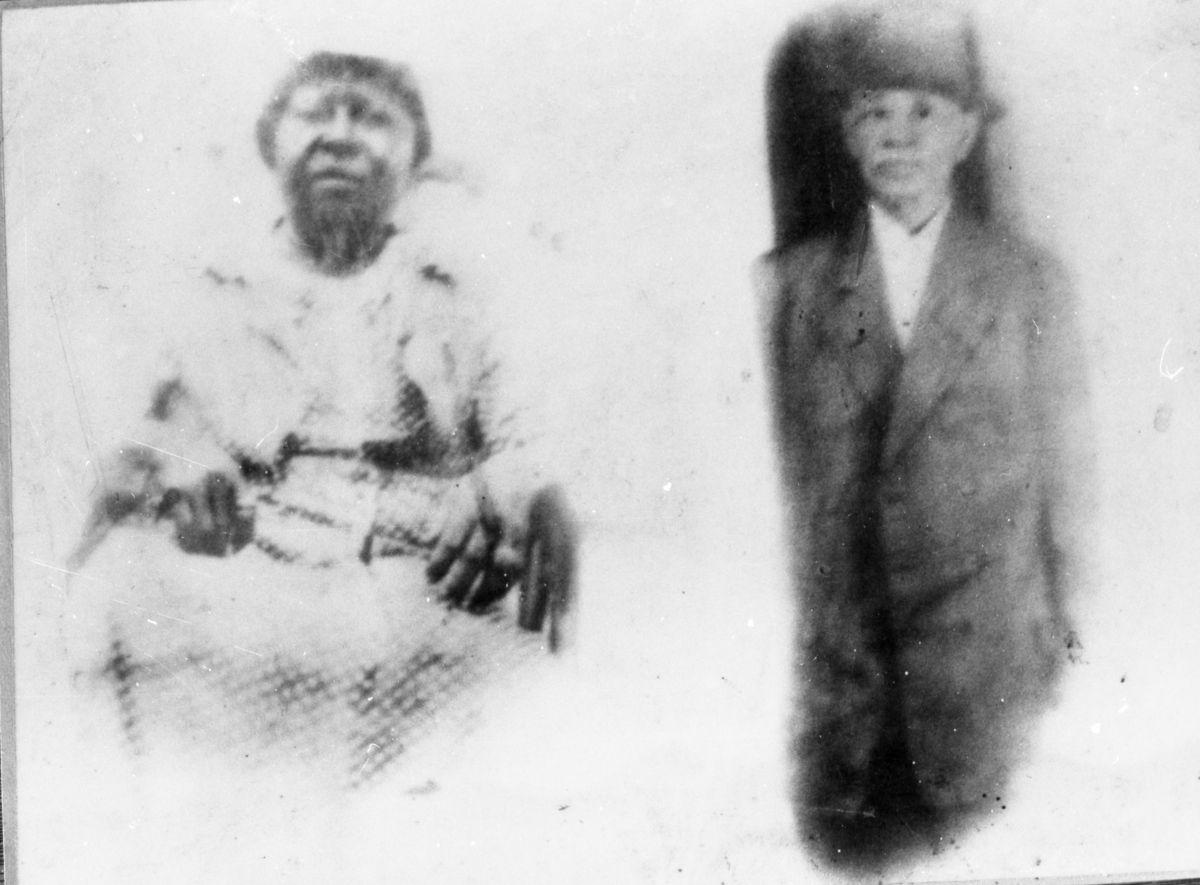 John A. and Parrena McCray Miller.