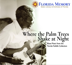 Where the Palm Trees Shake at Night CD Cover