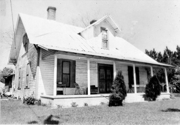 Williams/Shuey/Sessions house: Macclenny, Florida