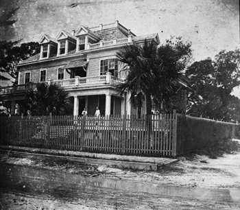 Florida East Coast Railroad's hospital: Miami, Florida
