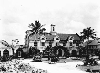 Jackson Memorial Hospital in Miami