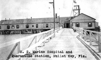 United States Marine hospital and quarantine station