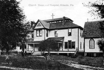 Church Home &amp; Hospital: Orlando, Florida