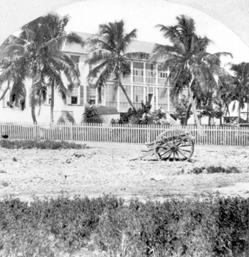 United States Marine Hospital: Key West, Florida