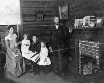 Dr. Francis Bryan Wakefield and family: Apalachicola, Florida