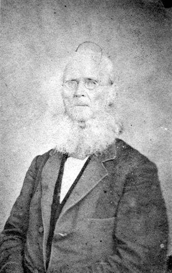 Portrait of Dr. Miles Nash, Sr.: Tallahassee, Florida