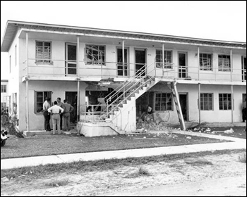 Carver Village bombing: Miami, Florida (November 30, 1951)