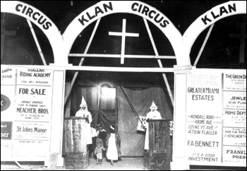 Klan circus (192-)