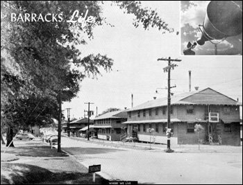 Barracks: Tallahassee, Florida (ca. 1943)
