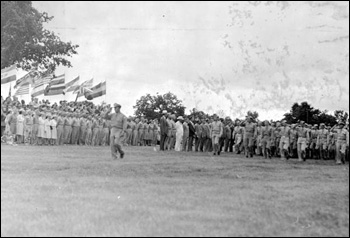 Open house at Dale Mabry Field: Tallahassee, Florida (1945)