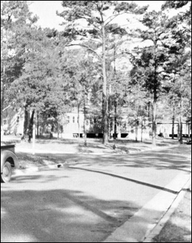 Florida State University's West Campus: Tallahassee, Florida (1947 or 1948)
