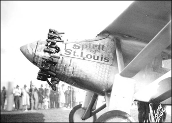 Spirit of St. Louis: Jacksonville, Florida (1927)